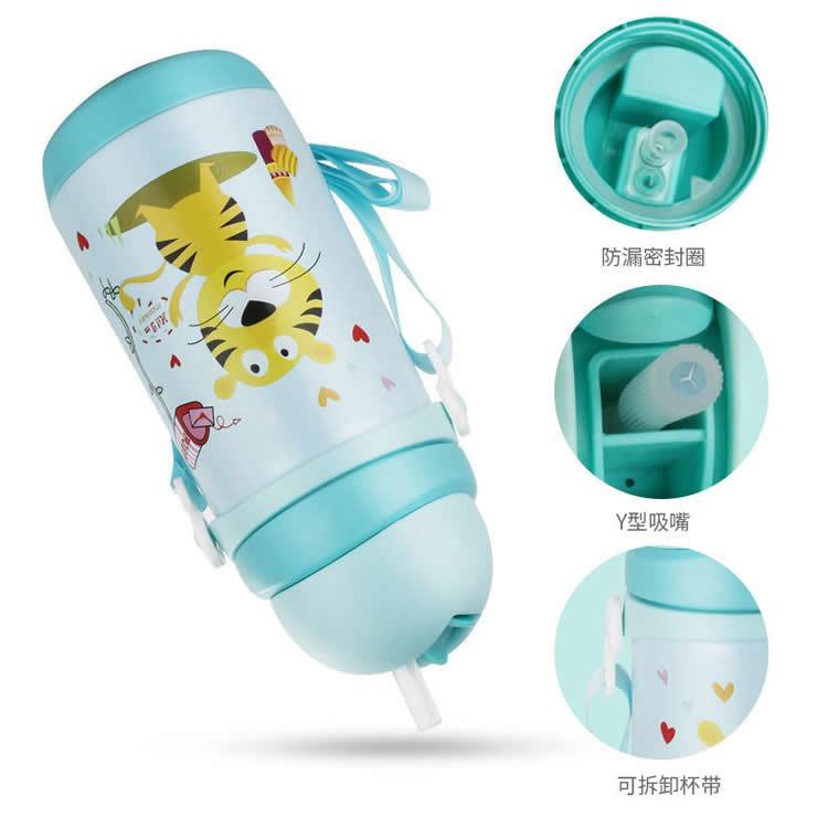 儿童吸管保温杯在使用过程中的注意事项