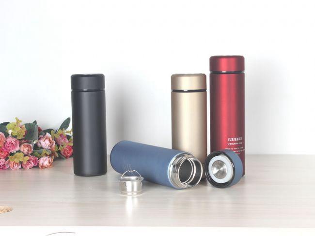 新买的保温杯壶如何去掉气味