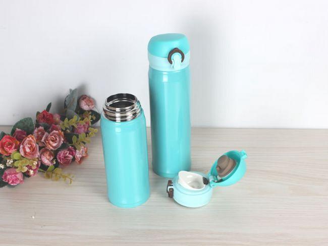 用不锈钢保温杯喝水的小秘密