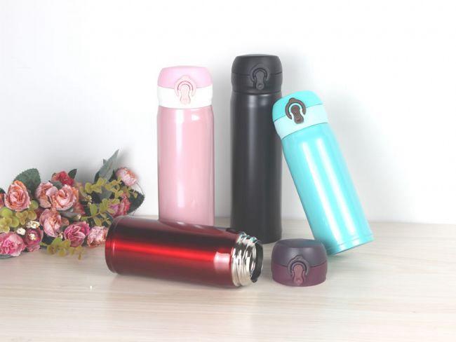 不锈钢保温杯免费印LOGO常见三种工艺