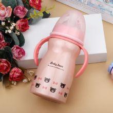 1瓶2用防胀气保温奶瓶